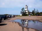 West Point Lighthouse _ P.E.I. (reflected)