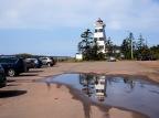 West Point Lighthouse _ P.E.I. (reflected)